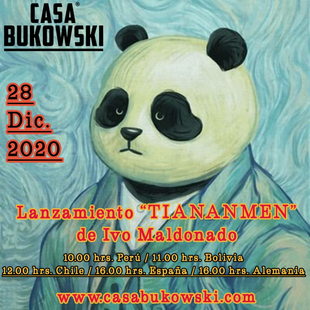 LANZAMIENTO TIANANMEN IVO MALDONADO