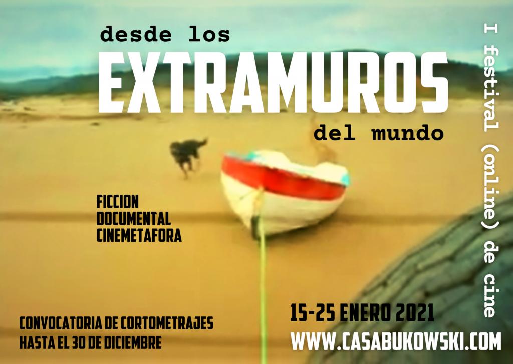 """Festival de Cine """"Desde los EXTRAMUROS del Mundo"""""""