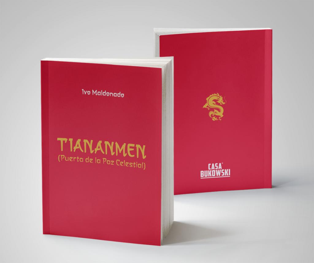 Poemario Tiananmen de Ivo Maldonano